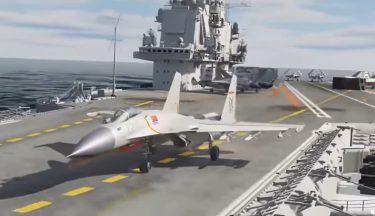 中国が台湾奇襲攻撃をシミュレートしたアニメ動画を公開