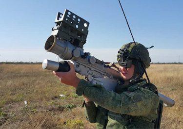 ロシアのアルマズ・アンティは対ドローン用の小型ミサイルを開発します