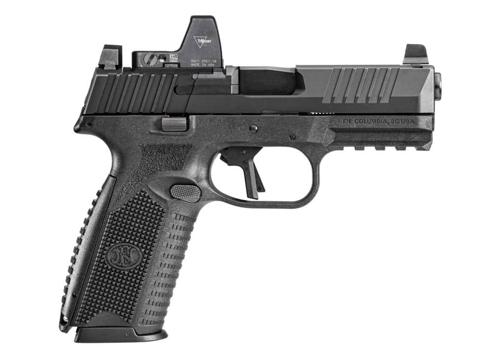 ロサンゼルス市警LAPDが新拳銃としてFN509MRD-LEを選択