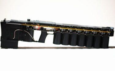 世界初で唯一のハンドヘルド・ガウスライフル「GR-1 ANVIL」