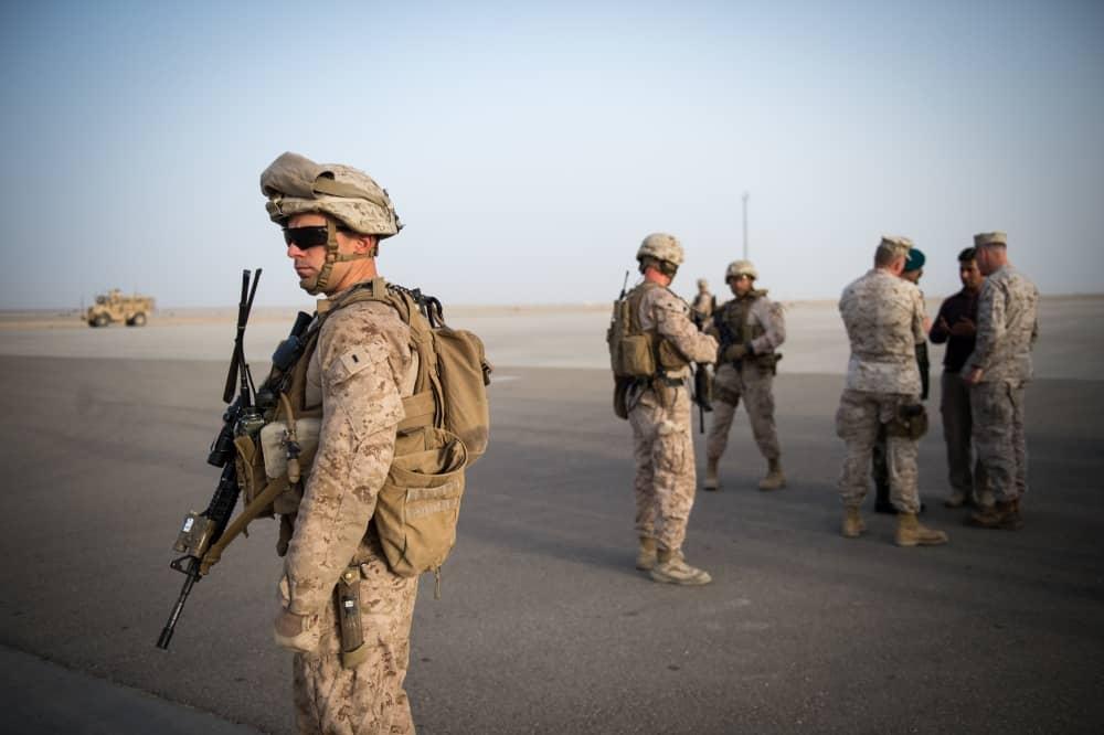 米英独はアフガニスタンに軍を派兵します