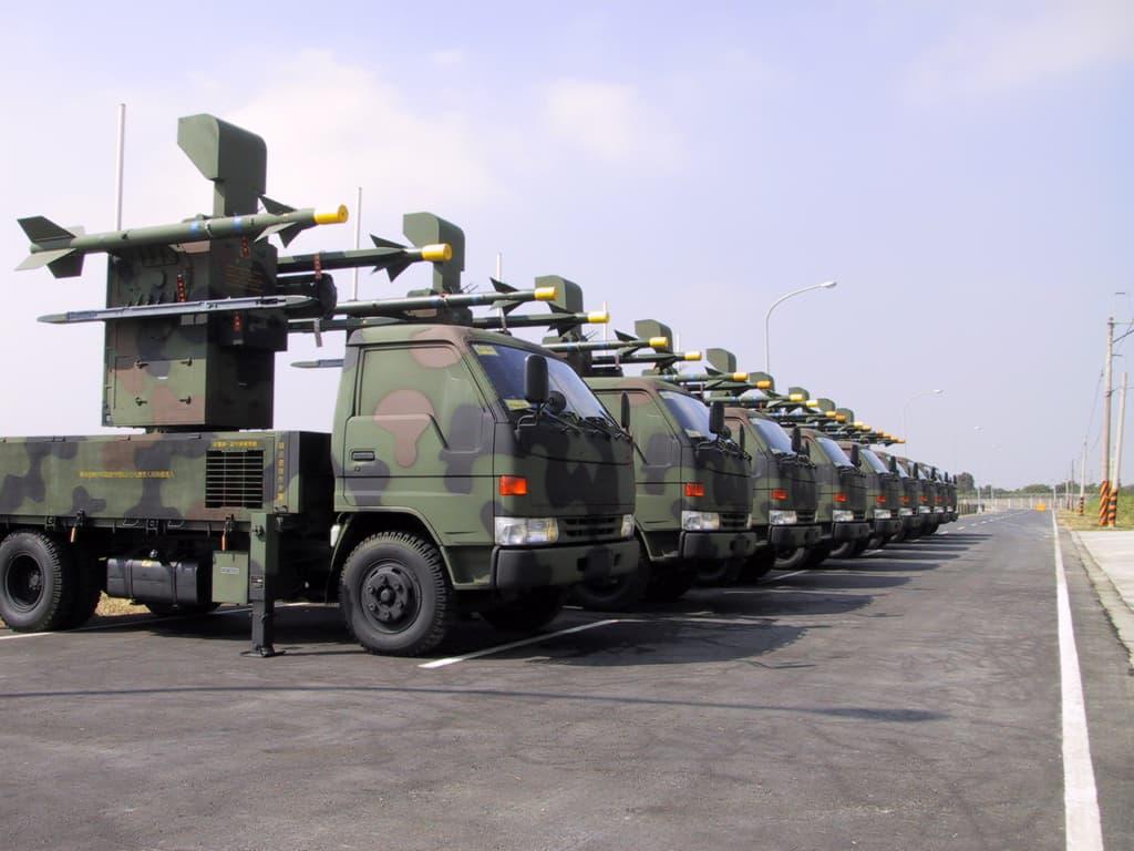 台湾は対ドローンの防空システムの確立に着手します