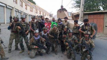 イギリスは元アフガニスタン特殊部隊員を英陸軍に編入させるかもしれません