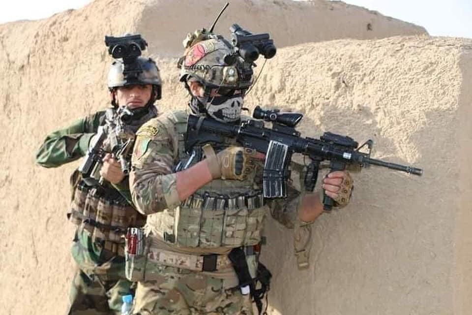 イギリスは元アフガニスタン特殊部隊員を英陸軍に編入するかもしれません