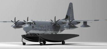 米特殊作戦軍はMC-130の水陸両用機モデルMACの開発を行います