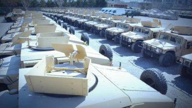 アフガニスタンの武器を狙うイランとワグナーグループ