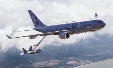 ロッキードマーティンが米軍用の新しい空中給油タンカーLMXTの開発を発表