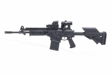 イスラエルIWIがガリル ACEシリーズの新ライフルACE-N52を発表