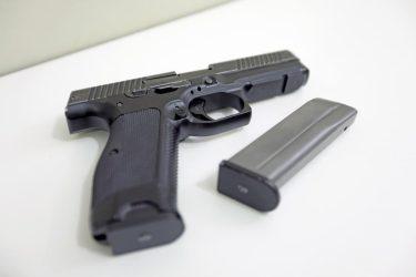 ロシアの国家親衛隊と警察はマカロフに代わりレベデフ・ピストルを採用します