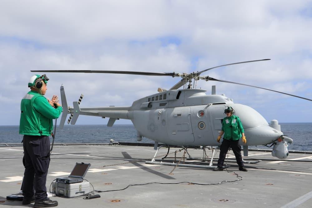 MQ-8C ファイアスカウト