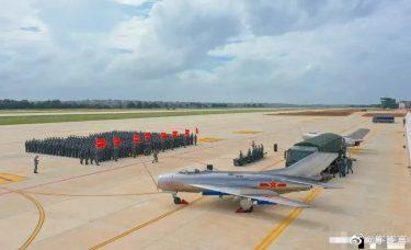 中国軍は古いJ-6戦闘機を無人機に改修して配備しています