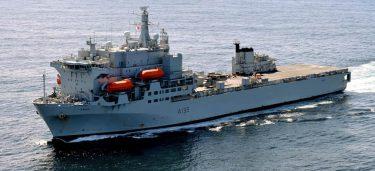 英海軍は航空練習艦・病院船として活躍したアーガスを売りに出しています