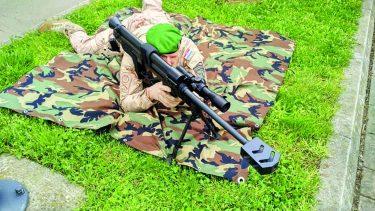 クロアチアの無反動対物ライフルRT-20