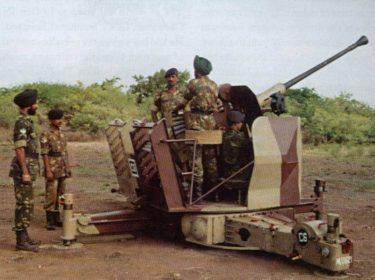 インドは古いボフォース40mm対空機関砲をドローンキラーとして使用します